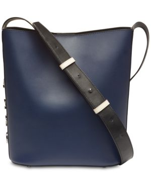 BEDFORD COLORBLOCK BUCKET BAG, CREATED FOR MACY'S