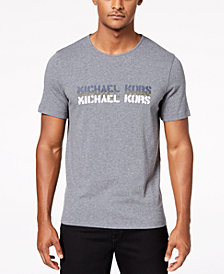 Michael Kors Men's Logo-Print T-Shirt