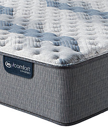"iComfort by Serta Blue Fusion 500 14""  Hybrid Extra Firm Mattress - California King"