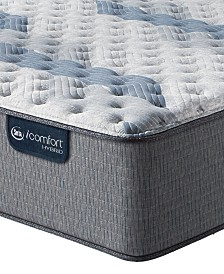 "iComfort by Serta Blue Fusion 500 14"" Hybrid Extra Firm Mattress Collection"