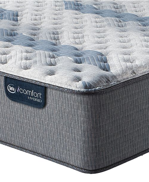 "Serta iComfort by Blue Fusion 500 14""  Hybrid Extra Firm Mattress - King"