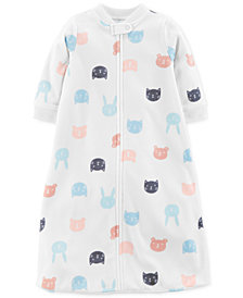 Carter's Baby Girls Microfleece Sleep Bag