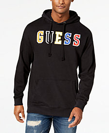 GUESS Originals  Men's Authentic Logo Hoodie