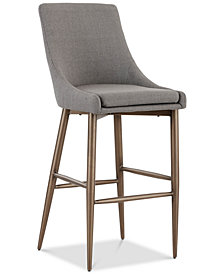 Mackensie Bar Stool, Quick Ship