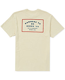 Billabong Men's Nowhere Graphic T-Shirt