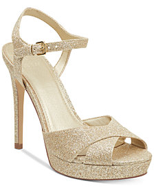 GUESS Women's Jordie Dress Sandals