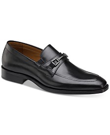 Johnston & Murphy Men's Sanborn Bit Loafers