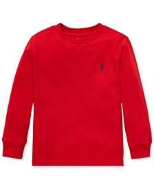 Little Boys Cotton Long-Sleeve T-Shirt