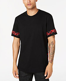 I.N.C Men's Tweak Plaid Shirt, Created for Macy's