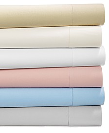 Luxury 100% Cotton Portuguese Flannel Sheet Set Collection, Created for Macy's