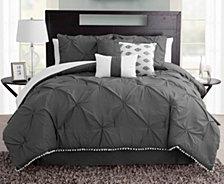 Sanders Pom Pom Comforter Set Collection