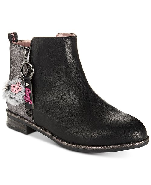 c571dc948207 Juicy Couture Little   Big Girls Charm Ankle Booties   Reviews - Kids ...
