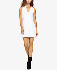 BCBGeneration Double-Breasted Blazer Dress