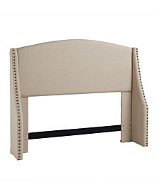Regis Wing Headboard, King/California King