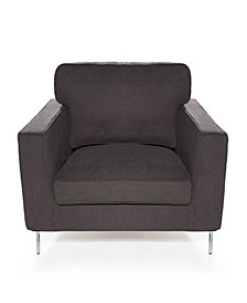 Sofas 2 Go Blake Chair Ash grey