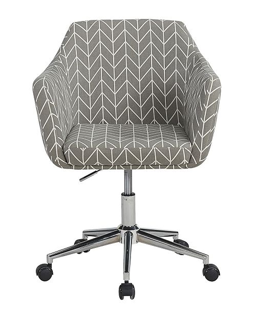 Dwell Home Inc. Upholstered Office Chair