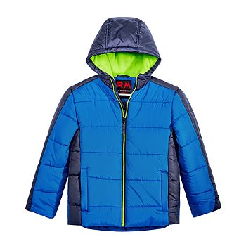 Boys and Girls Hooded Winter Jackets (various styles and sizes)