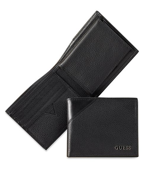 Monterrey Billfold Wallet with Removable Passcase