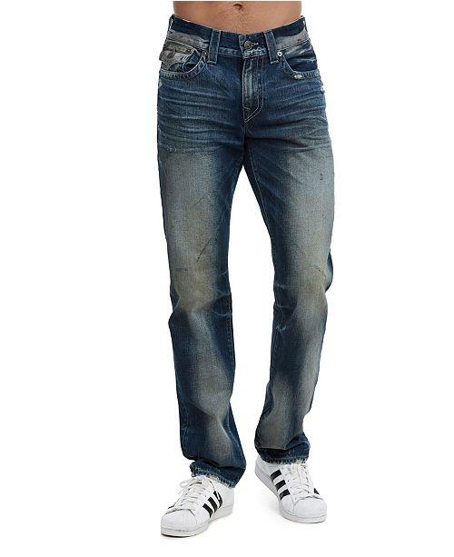 a777c9717 True Religion Men s Geno Flap Jeans  True Religion Men s Geno Flap ...