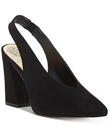 178ea7e405c Vince Camuto Tashinta Slingback Pumps   Reviews - Pumps - Shoes - Macy s