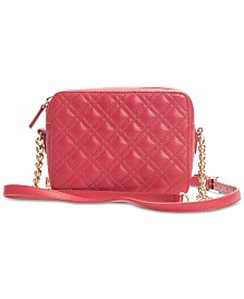 Collection XIIX Quilted Leather Camera Crossbody