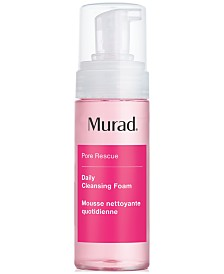 Murad Daily Cleansing Foam, 5.1-oz.