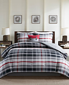 Woolrich Black Forest Reversible 5-Pc. King Comforter Set