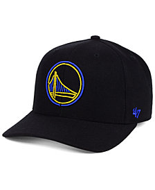 '47 Brand Golden State Warriors After Glow Strapback Cap