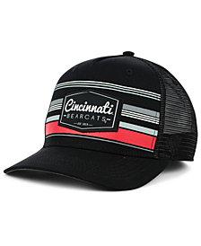 Top of the World Cincinnati Bearcats Top Route Trucker Cap