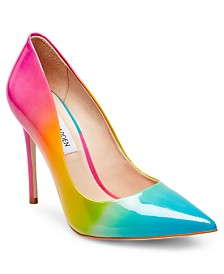 Steve Madden Zaney Rainbow Pumps