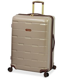 "London Fog Brentwood 28"" Hardside Spinner Suitcase, Created for Macy's"
