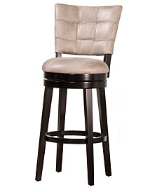 Kaede Swivel Counter Stool