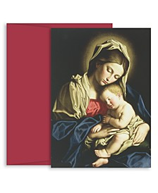 Madonna & Child Boxed Cards