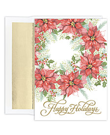 Masterpiece Studios Pointsettia Boxed Cards