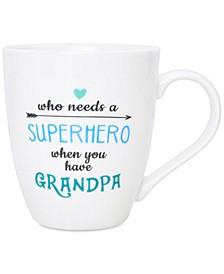 Superhero Grandpa Mug