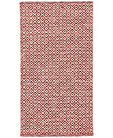 "CLOSEOUT! Petite Diamond 20"" x 36"" Accent Rug"