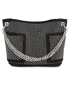 Sasha Stud Bucket Bag