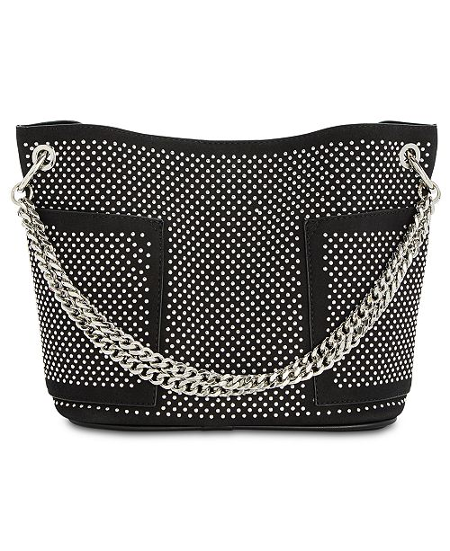 60777f9b5e78f Steve Madden Sasha Stud Bucket Bag & Reviews - Handbags ...