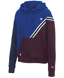 Champion Colorblocked Hoodie