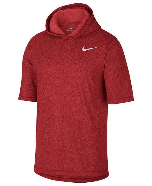 Nike Dry Training Hoodie - Hoodies   Sweatshirts - Men - Macy s 065f9e242