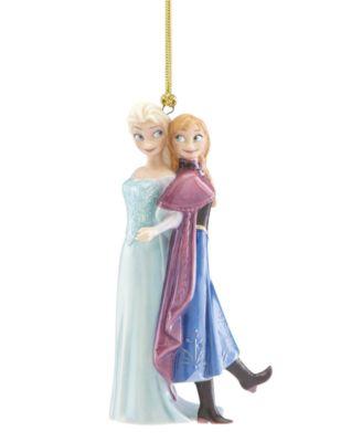 Disney Frozen Elsa & Anna Ornament
