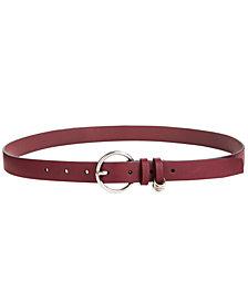 Calvin Klein Ring-Buckle Belt