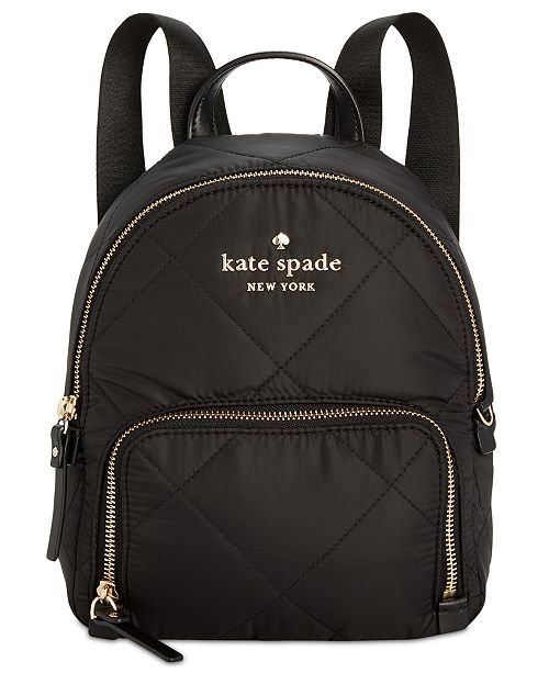 b4d988aff0c1 kate spade new york Watson Lane Quilted Hartley Mini Backpack ...
