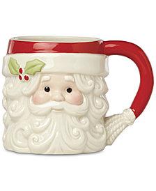 Lenox Santa Mug