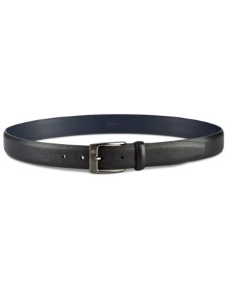 Men's Sun Tanned Leather Belt