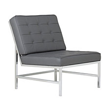 Ashlar Bonded Leather Side Chair