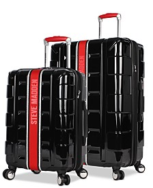Steve Madden Street Expandable Hardside Luggage Collection
