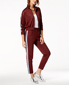 Juicy Couture Bomber Jacket & Track Pants
