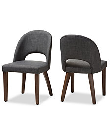 Lezlye Dining Chair (Set Of 2), Quick Ship