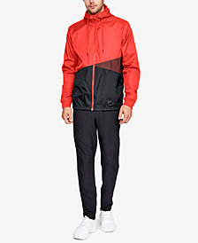Under Armour Men's Sportstyle Colorblocked Windbreaker